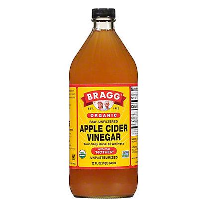 Bragg Organic Apple Cider Vinegar, 32 oz
