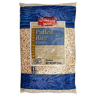 Arrowhead Mills Whole Grain Puffed Rice Cereal,6 OZ