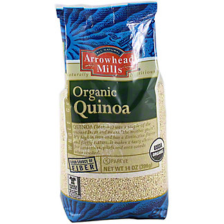 Arrowhead Mills Organic Quinoa,14 oz (396 g)
