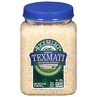 Rice Select Texmati White Basmati Rice,32.00 oz