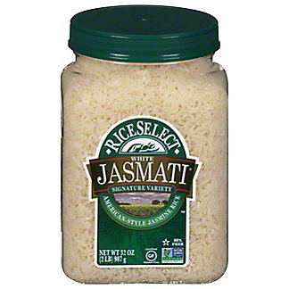 Rice Select Jasmati Long Grain American Jasmine Rice,36.00 oz