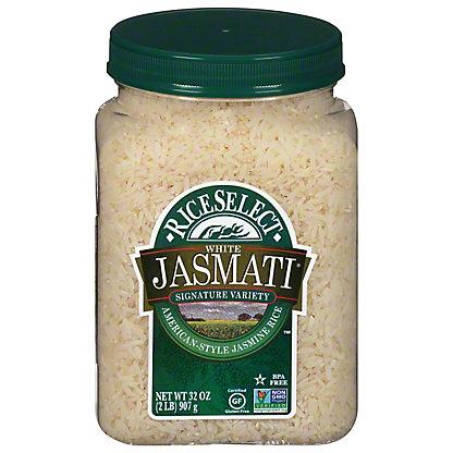 Rice Select Jasmati Long Grain American Jasmine Rice,36.00 oz