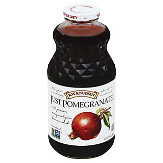 R.W. Knudsen Family Just Pomegranate Juice,32 oz