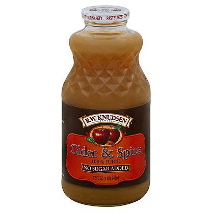 R.W. Knudsen Cider & Spice Juice,32 OZ