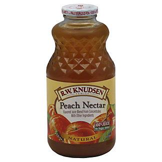 RW Knudsen Peach Juice Nectar,32OZ