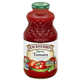 R.W. Knudsen Family Organic Tomato Juice,32 oz