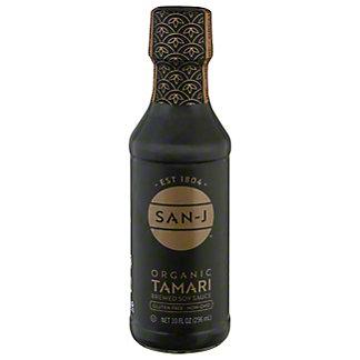 San-J Organic Tamari, 10 oz