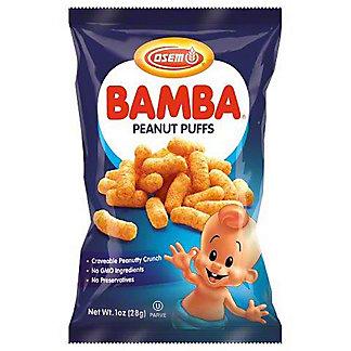 Osem Bamba Peanut Snack, 1 oz