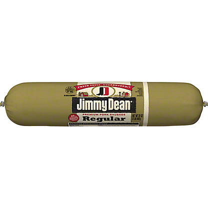 Jimmy Dean Premium Regular Pork Sausage, 32 oz