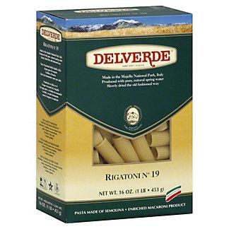 Delverde Rigatoni Pasta, 16.00 oz