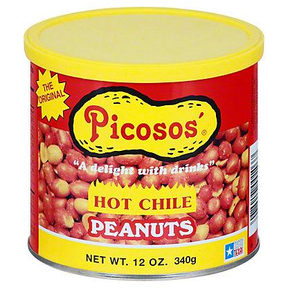 Picosos Hot Chili Peanuts,12 OZ