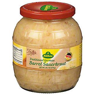 Kuhne Barrel Sauerkraut,28.5 OZ
