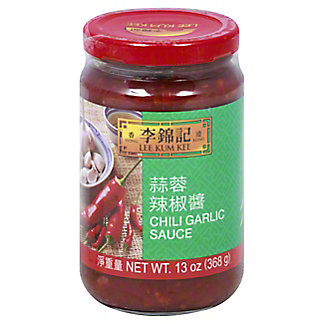 Lee Kum Kee Chili Garlic Sauce,13 OZ