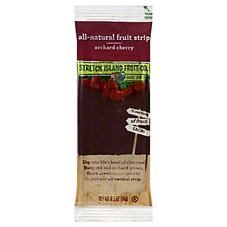 Stretch Island Fruit Co. Orchard Cherry Fruit Strip,1 ct