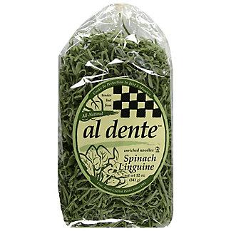 Al Dente Spinach Linguine,12 OZ