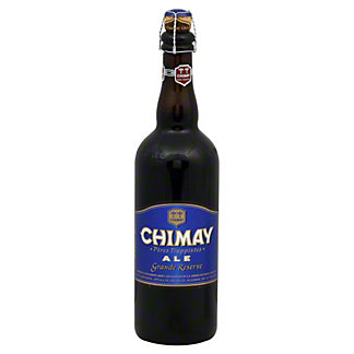 Chimay Grand Reserve  Ale Bottle,25.5 OZ