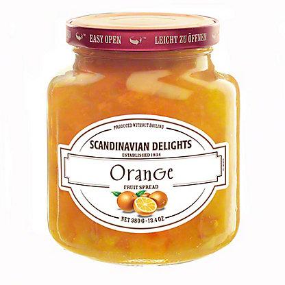 Scandinavian Delights Orange Fruit Spread,14OZ