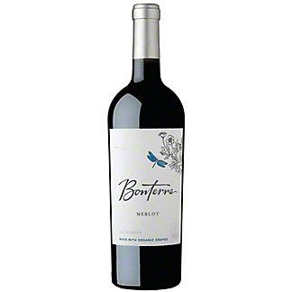 Bonterra Vineyards Merlot,750 mL