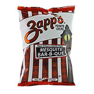Zapp's Potato Chips Mesquite BBQ,1.5 OZ