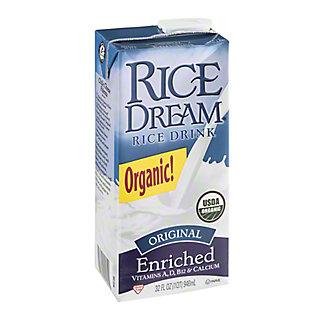 Rice Dream Original Organic Rice Drink, 32 oz
