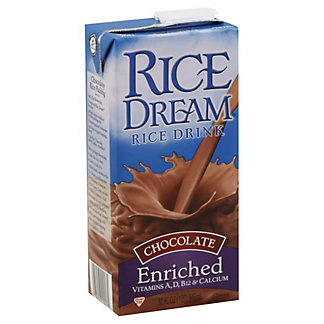 Rice Dream Enriched Chocolate Rice Drink, 32 oz