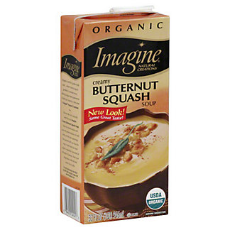 Imagine Organic Creamy Butternut Squash Soup, 32 OZ