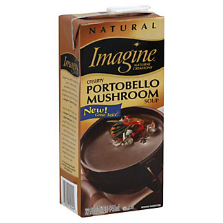 Imagine Creamy Portobello Mushroom Soup,32 OZ