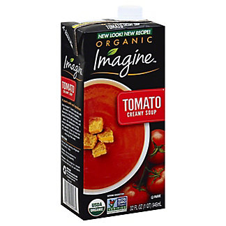 Imagine Organic Creamy Tomato Soup, 32 OZ