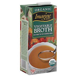 Imagine Natural Creations Veggie Broth,32 OZ