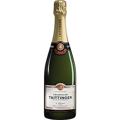Taittinger Brut La Francaise Champagne, 750 mL