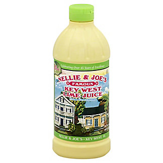 Nellie & Joes Key West Lime Juice, 16 oz