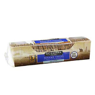 Sesmark Sesame Thins Crackers, 7 oz