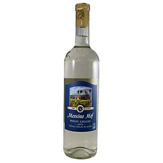 Messina Hof Pinot Grigio, 750 mL
