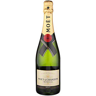 Moet & Chandon Brut Imperial Champagne, 750 mL