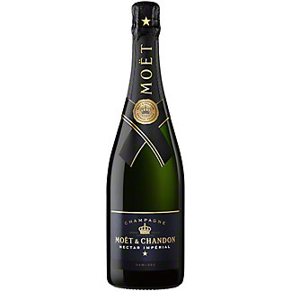 Moet & Chandon Nectar Imperial Champagne, 750 mL