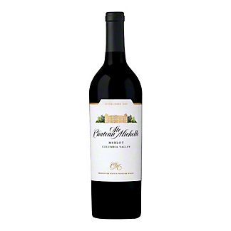 Chateau Ste. Michelle Merlot,750 mL