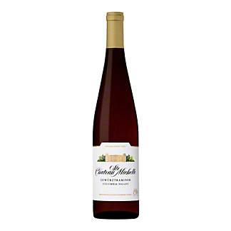 Chateau Ste. Michelle Gewurztraminer Wine,750 ML