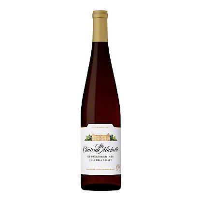 Chateau Ste. Michelle Gewurztraminer Wine,750 ML