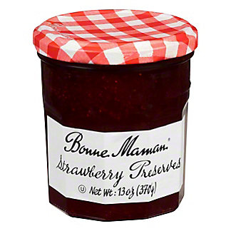 Bonne Maman Strawberry Preserves, 13 oz