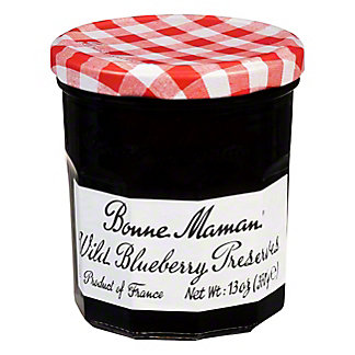 Bonne Maman Wild Blueberry Preserves,13 OZ