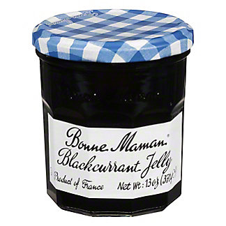 Bonne Maman Black Currant Jelly Spread,13OZ