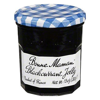 Bonne Maman Black Currant Jelly Spread,13OZ