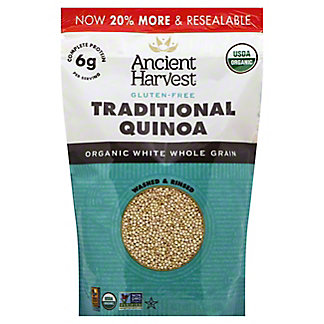 Ancient Harvest Organic Gluten Free Traditional Quinoa, 12 oz