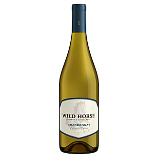 WILD HORSE Chardonnay, 750 mL