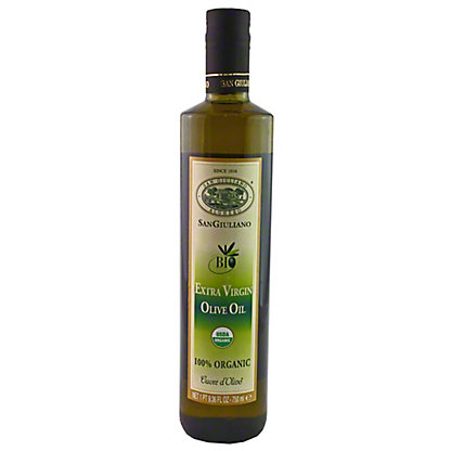San Giuliano Extra Virgin Olive Oil,25.5OZ