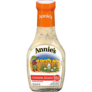 Annie's Naturals Cowgirl Ranch Dressing,8 OZ