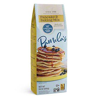 Pamela's Gluten Free Baking & Pancake Mix,24 oz