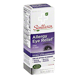 Similasan Allergy Eye Relief,.33 OZ