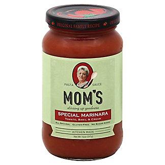 Mom's Special Marinara Pasta Sauce, 14  oz