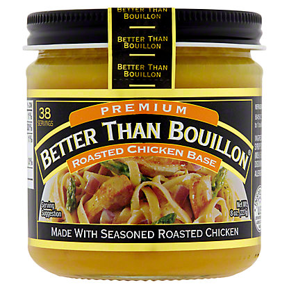 Better Than Bouillon Chicken Base, 8 oz